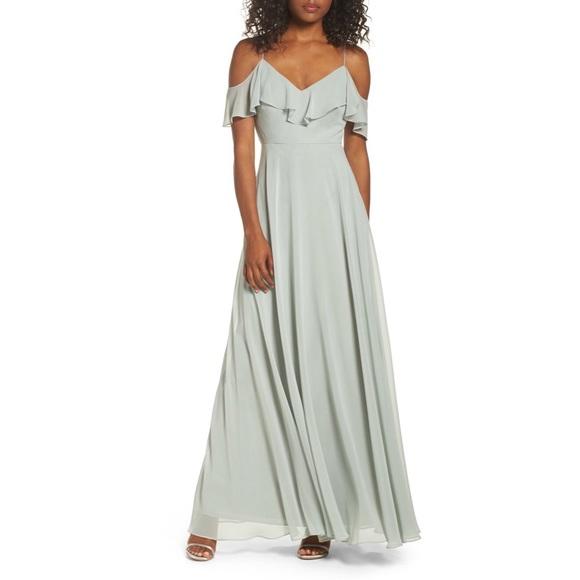 813fc7cfda93b Jenny Yoo Dresses & Skirts - Jenny Yoo Mila dress in morning mist size 2
